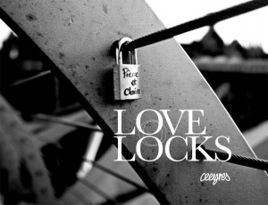 LoveLocks in London