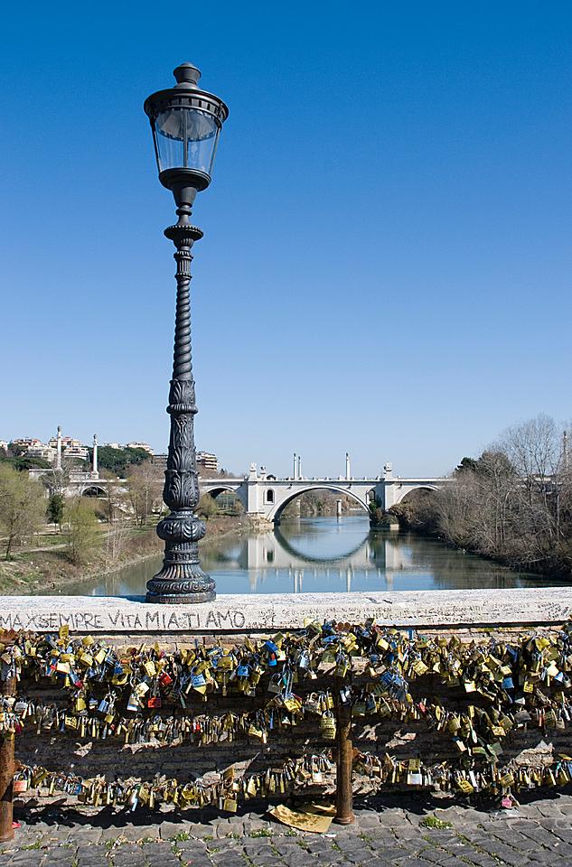 Rome's Milvio Bridge
