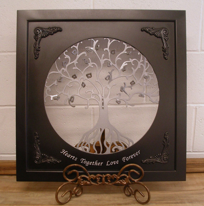 LoveLocks® Tree Of Life (Wall/Easel)