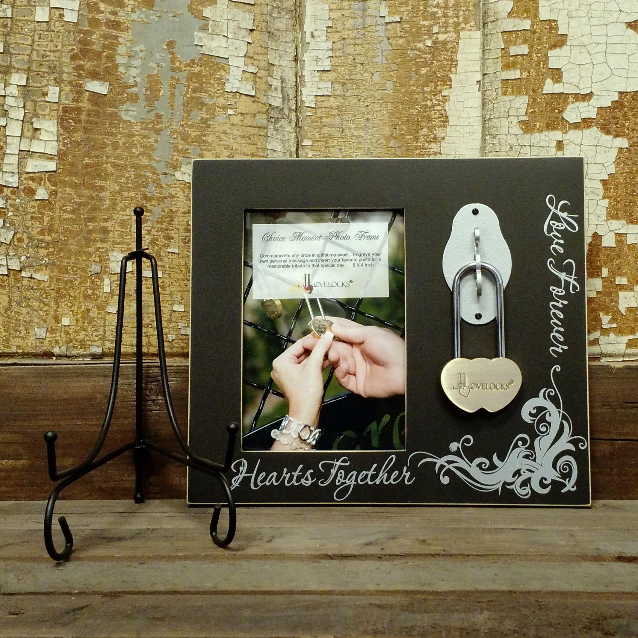 LoveLocks® Choice Moment Photo Frame – Lovelocks