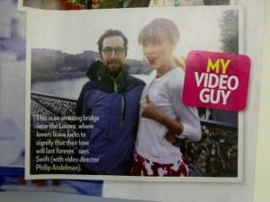 Even Taylor Swift has LoveLocks FEVER!