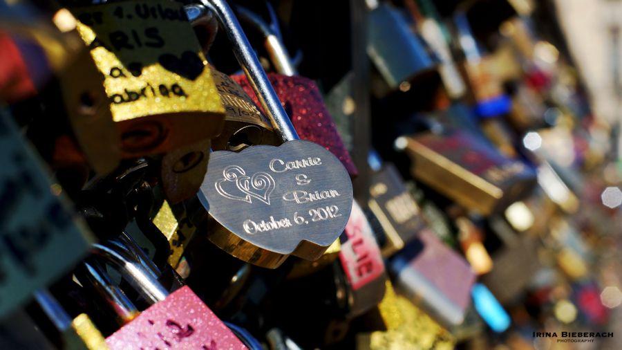 LoveLocks in Paris