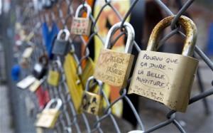 love padlock-london