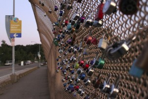 LoveLocks in Pittsburgh