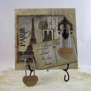 Postcard to Paris