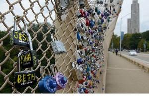 LoveLocks in Pittsburgh