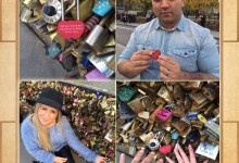 LoveLocks in Paris