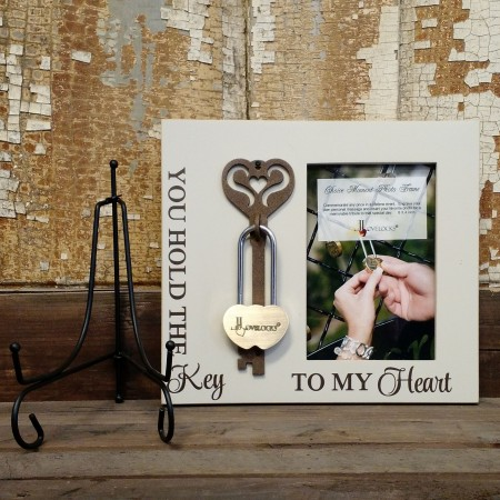 Key to My Heart Frame