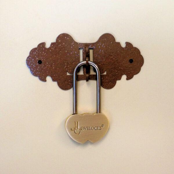 Love Locked lock hasp
