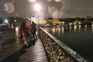 Love Padlocks in Paris