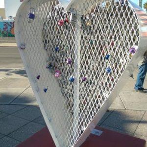 LoveLocks in Las Vegas