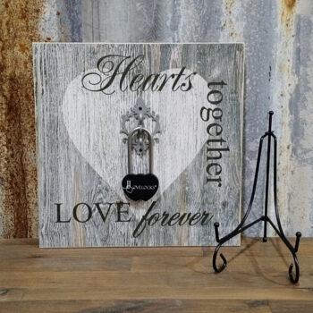 LoveLocks Hearts Together